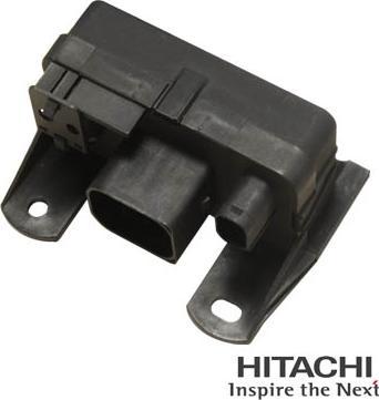 Hitachi 2502159 - Реле, система накаливания car-mod.com