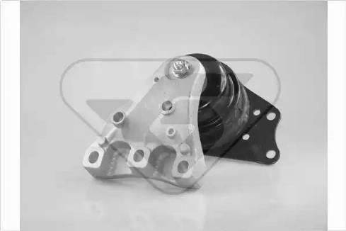 Hutchinson 594254 - Подвеска, двигатель autodnr.net
