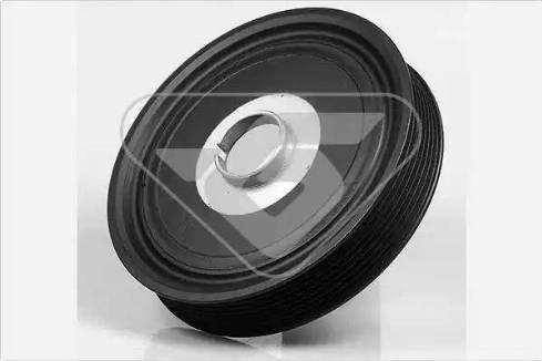 Hutchinson DP085 - Ремінний шків, колінчастий вал autocars.com.ua