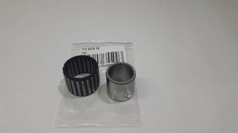 INA 712047810 - Подшипник, ступенчатая коробка передач car-mod.com