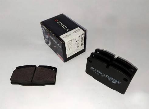 Intelli D269E - Тормозные колодки, дисковые car-mod.com