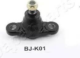 Japanparts BJ-K01 - Шаровая опора, несущий / направляющий шарнир car-mod.com