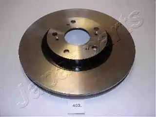 Japanparts DI-403 - Тормозной диск autodnr.net