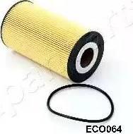 Japanparts FO-ECO064 - Масляний фільтр autocars.com.ua