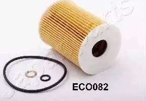 Japanparts FO-ECO082 - Масляний фільтр autocars.com.ua