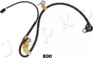 Japko 151800 - Датчик ABS, частота вращения колеса autodnr.net