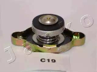 Japko 33C19 - Крышка, радиатор car-mod.com