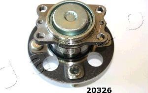 Japko 420326 - Ступица колеса autodnr.net