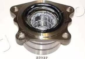 Japko 422 037 - Ступица колеса autodnr.net