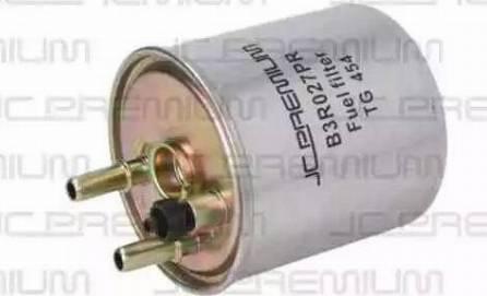JC PREMIUM B3R027PR - Паливний фільтр autocars.com.ua