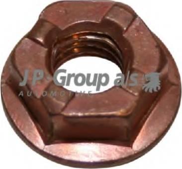 JP Group 1101100600 - Гайка, выпускной коллектор autodnr.net