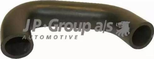 JP Group 1114301000 - Шланг радиатора car-mod.com