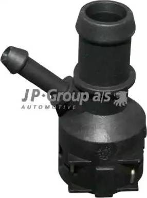 JP Group 1114450600 - Фланец охлаждающей жидкости car-mod.com