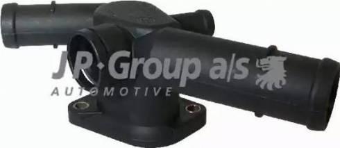 JP Group 1114503700 - Фланец охлаждающей жидкости car-mod.com