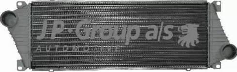 JP Group 1117500600 - Интеркулер autodnr.net