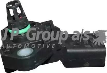 JP Group 1117701400 - Датчик, давление во впускной трубе car-mod.com