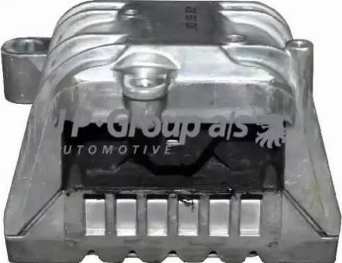 JP Group 1117909280 - Подушка, підвіска двигуна autocars.com.ua