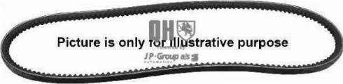 JP Group 1118000300 - Клиновой ремень (поперечные рёбра) car-mod.com