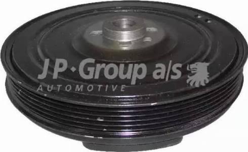 JP Group 1118302100 - Ремінний шків, колінчастий вал autocars.com.ua
