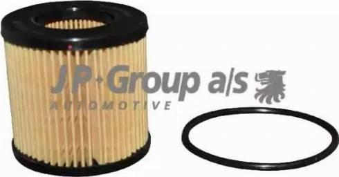 JP Group 1118500800 - Масляний фільтр autocars.com.ua