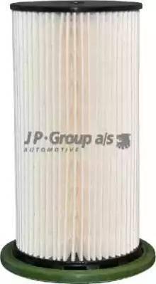 JP Group 1118706600 - Паливний фільтр autocars.com.ua
