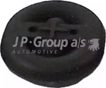JP Group 1121602600 - Кронштейн, глушитель autodnr.net