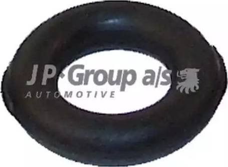 JP Group 1121603500 - Кронштейн, глушитель autodnr.net