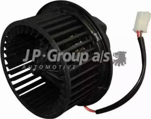 JP Group 1126101800 - Вентилятор салона car-mod.com