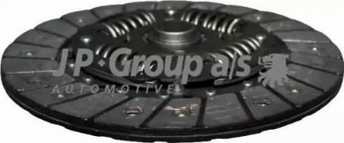JP Group 1130201600 - Диск сцепления autodnr.net