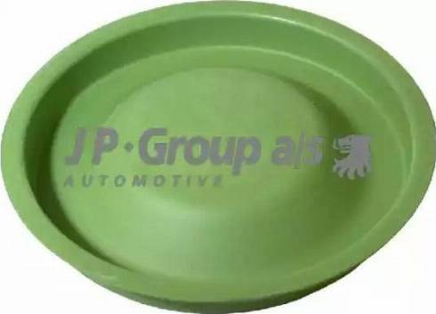 JP Group 1133000100 - Крышка, выжимной подшипник autodnr.net