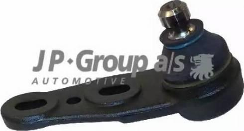 JP Group 1140302380 - Несучий / направляючий шарнір autocars.com.ua