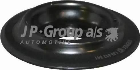 JP Group 1142500400 - Тарелка пружины autodnr.net