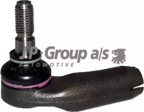 JP Group 1144601170 - Наконечник рульової тяги, кульовий шарнір autocars.com.ua