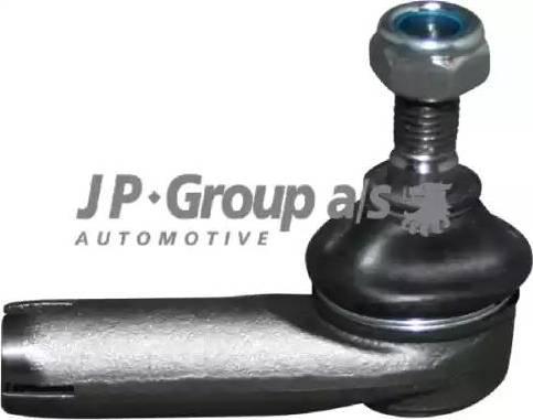 JP Group 1144601180 - Наконечник рульової тяги, кульовий шарнір autocars.com.ua
