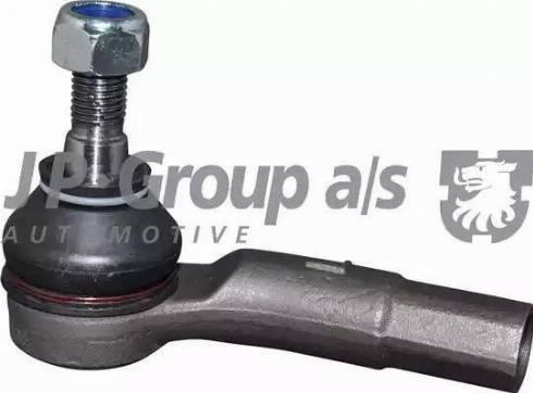 JP Group 1144601370 - Наконечник рулевой тяги, шарнир car-mod.com