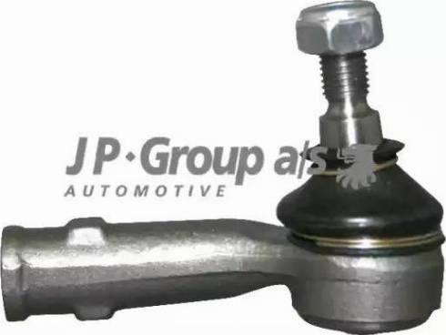 JP Group 1144601780 - Наконечник рульової тяги, кульовий шарнір autocars.com.ua