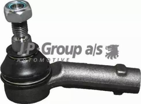 JP Group 1144601970 - Наконечник рулевой тяги, шарнир car-mod.com