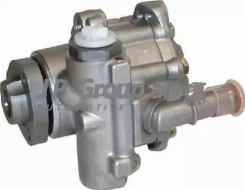 JP Group 1145101400 - Гидравлический насос, рулевое управление, ГУР car-mod.com