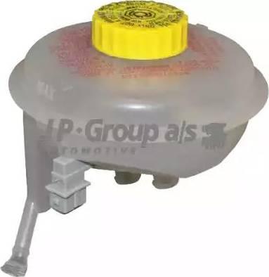 JP Group 1161200800 - Компенсационный бак, тормозная жидкость car-mod.com