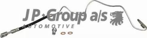 JP Group 1161500280 - Трубопровод тормозного привода car-mod.com