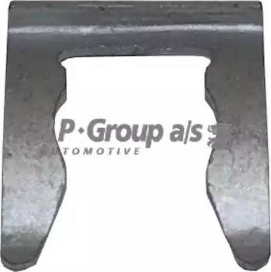 JP Group 1161650100 - Кронштейн, тормозный шланг autodnr.net