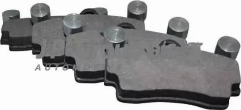 JP Group 1163706910 - Тормозные колодки, дисковые car-mod.com