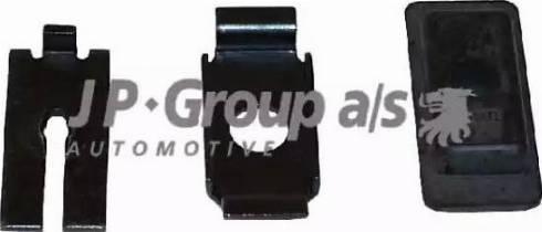 JP Group 1170250210 - Трос, управління зчепленням autocars.com.ua