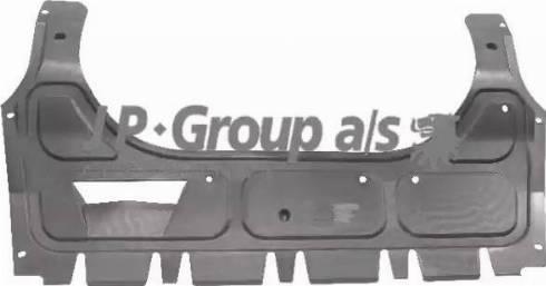 JP Group 1181300600 - Изоляция моторного отделения autodnr.net