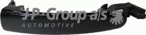 JP Group 1187101400 - Ручка двери autodnr.net
