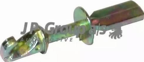 JP Group 1187150200 - Система управления ручки двери car-mod.com