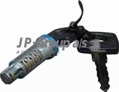 JP Group 1187502500 - Цилиндр замка autodnr.net
