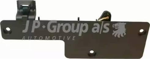 JP Group 1188000500 - Замок вещевого ящика car-mod.com