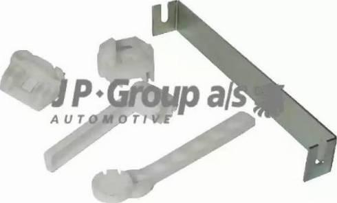 JP Group 1188150510 - Плавающая колодка, стеклоподъемник autodnr.net
