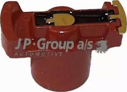 JP Group 1191300800 - Бегунок распределителя зажигани autodnr.net